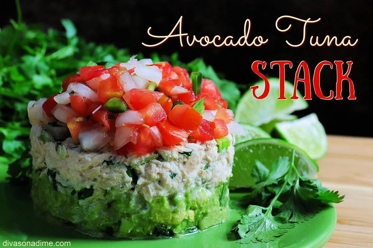 Patti Diamond/Special to the Pahrump Valley Times Canned tuna is incredibly versatile, not to m ...