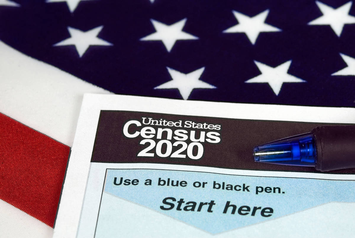 Getty Images Census Day was observed nationwide on April 1. U.S. households began to receive in ...