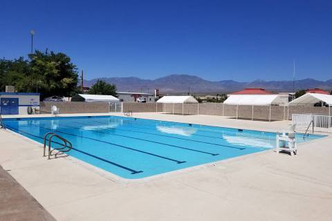Special to the Pahrump Valley Times The Pahrump Community Pool will not open for the 2020 summe ...