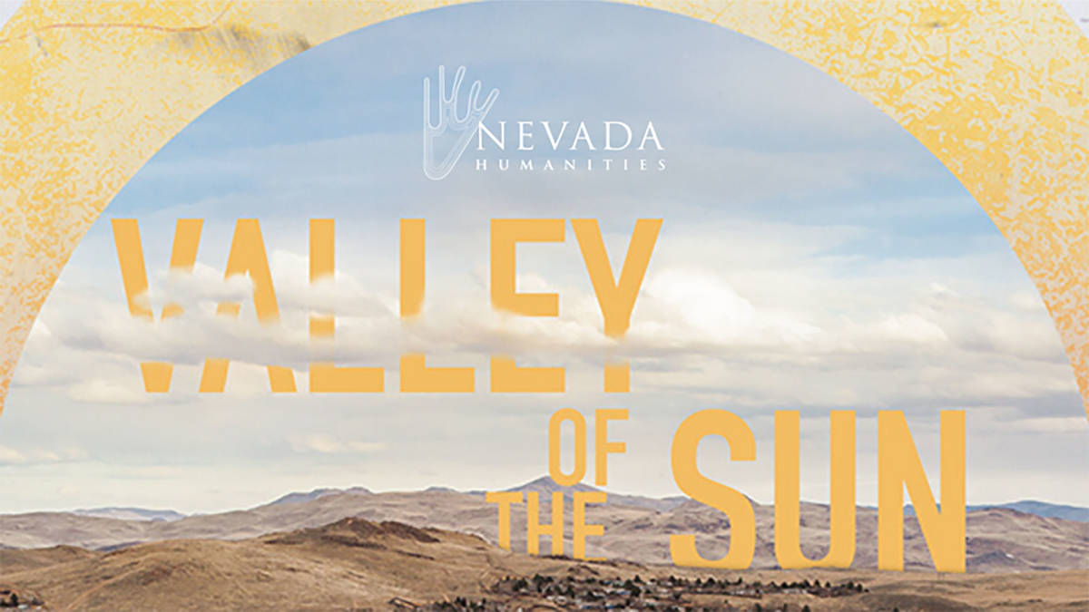 Courtesy of Nevada Humanities Guest panelists will be online answering questions during this v ...