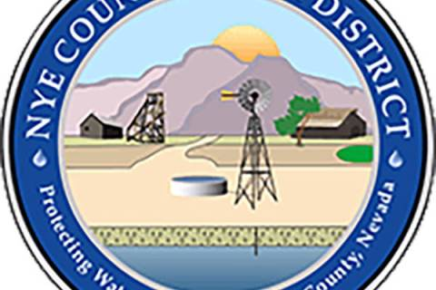 Special to the Pahrump Valley Times Four members of the Nye County Water District Governing Boa ...