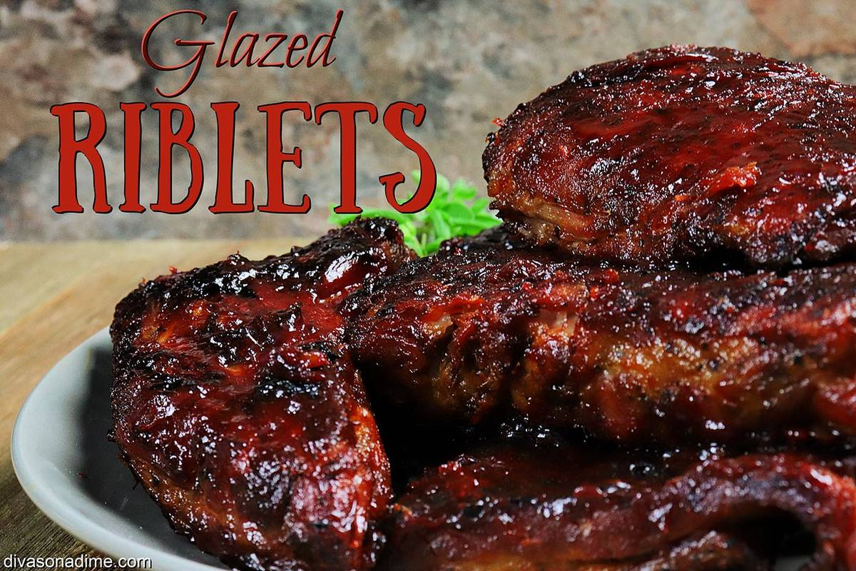Patti Diamond/Special to the Pahrump Valley Times You can find riblets pre-cut in the supermark ...