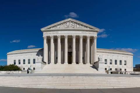 Getty Images The decision was 5-4, with Justices Samuel Alito, Clarence Thomas, Brett Kavanaug ...
