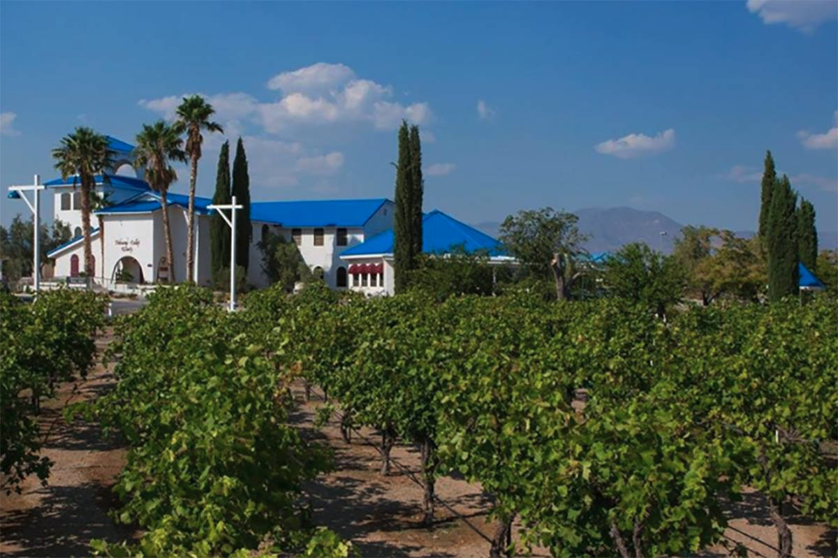Pahrump Valley Winery (Facebook)