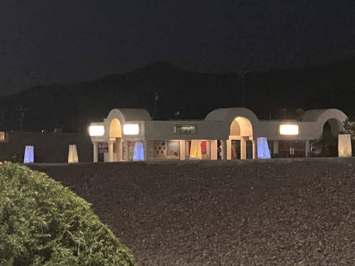 Jeffrey Meehan/Pahrump Valley Times The American Cancer Society hosts event in Pahrump. Area r ...
