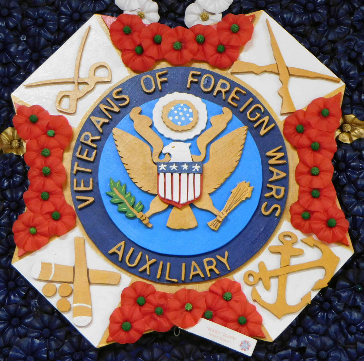 Robin Hebrock/Pahrump Valley Times The Veterans of Foreign Wars and its auxiliary are dedicated ...