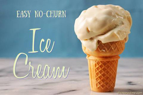 Patti Diamond/Special to the Pahrump Valley Times This ice cream is easily made at home, with ...