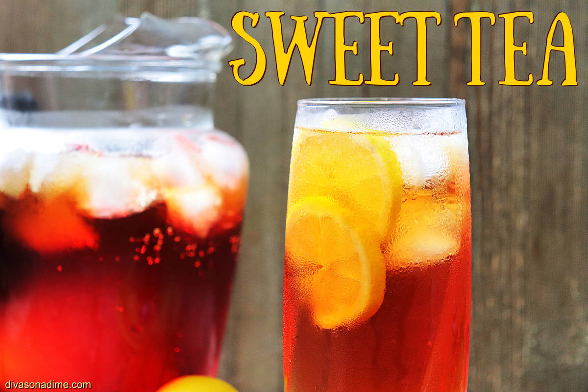 Patti Diamond/Special to the Pahrump Valley Times Iced tea is incredibly rich in polyphenols, w ...