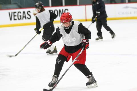Chase Stevens/Special to the Pahrump Valley Times Young skaters like these could be attracted t ...