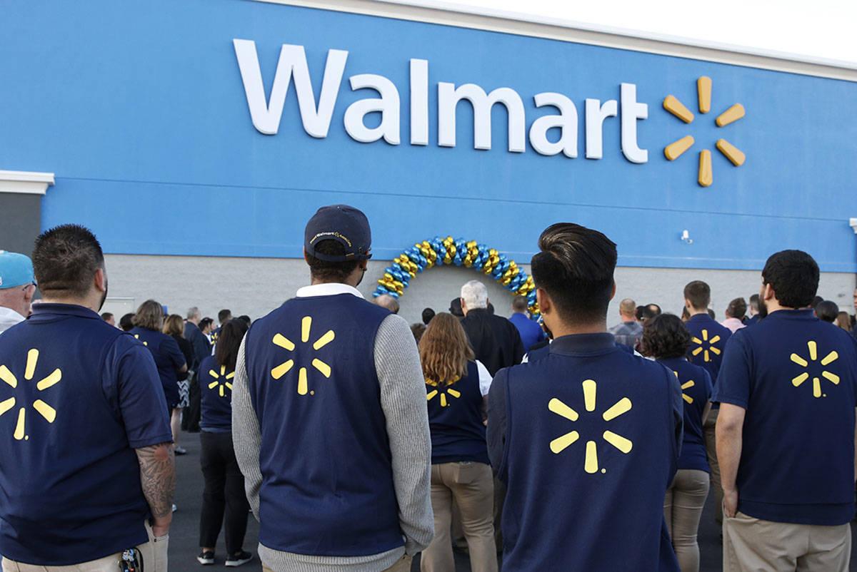 Bizuayehu Tesfaye/Las Vegas Review-Journal The Walmart Foundation has granted $300,000 to the ...