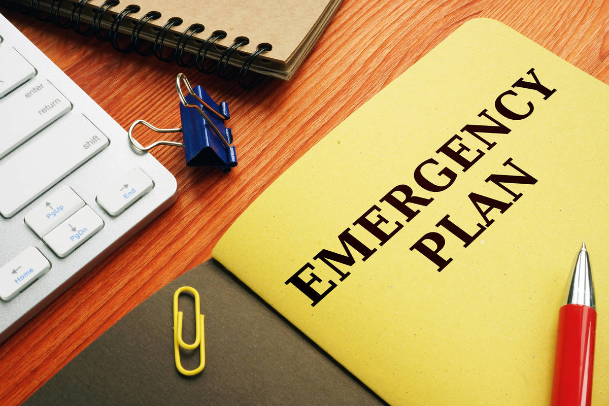 Getty Images State agencies are urging Nevadans to prepare for an emergency that would require ...