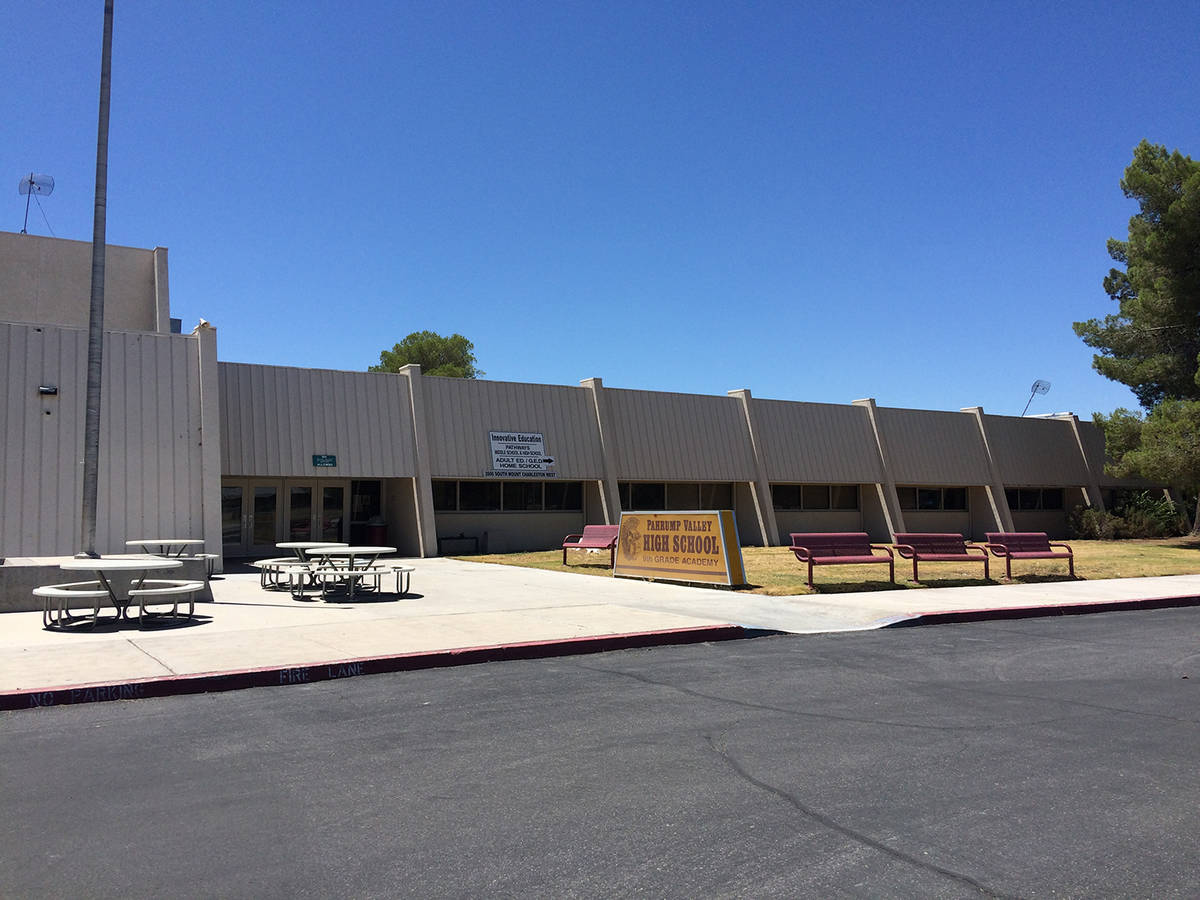 Robin Hebrock/Pahrump Valley Times The Remote Area Medical 2020 Pahrump Clinic will take place ...