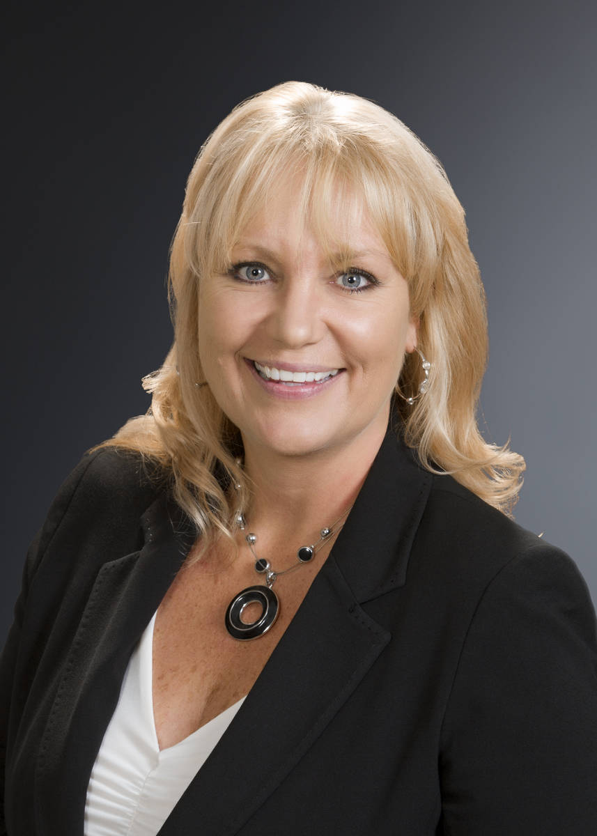 Special to the Pahrump Valley Times Raelynn Stockman, Wells Fargo Bank