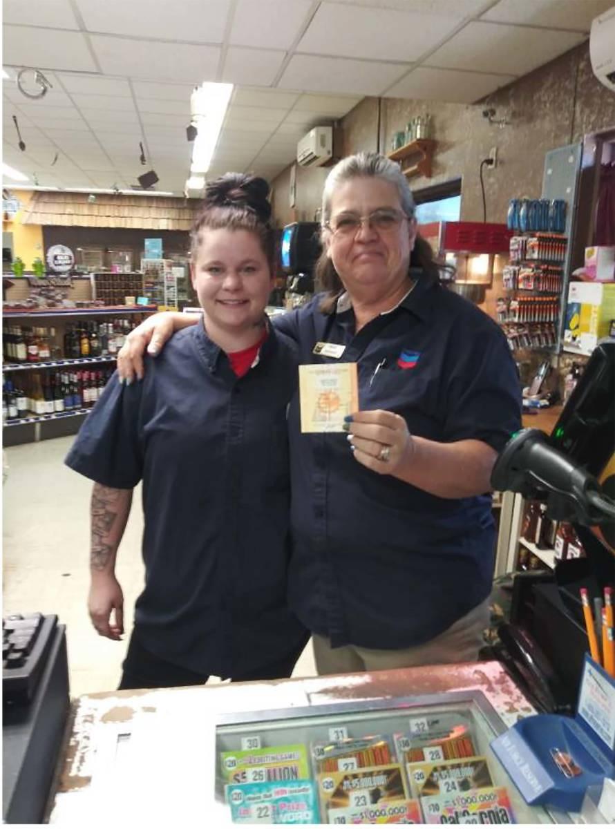 Shoshone store sells lottery ticket worth $1.9 million ...