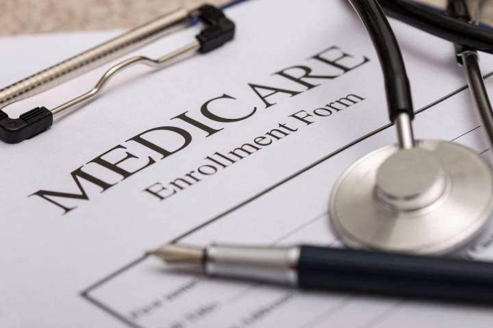 Medicare, Social Security and the cost of prescription drugs are the top concerns of seniors, a ...