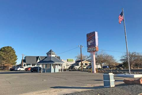 Robin Hebrock/Pahrump Valley Times Nye County approved a request to waive nine months of quarte ...