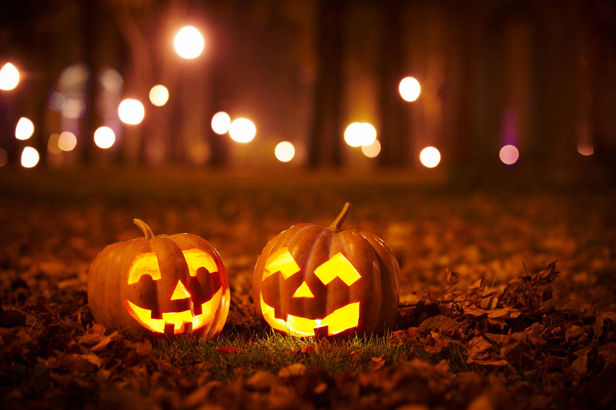 Getty Images Several events are planned throughout Pahrump on Halloween.