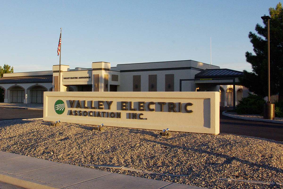 Las Vegas Review-Journal/File If a VEA member wants a solar system, they would have to contact ...