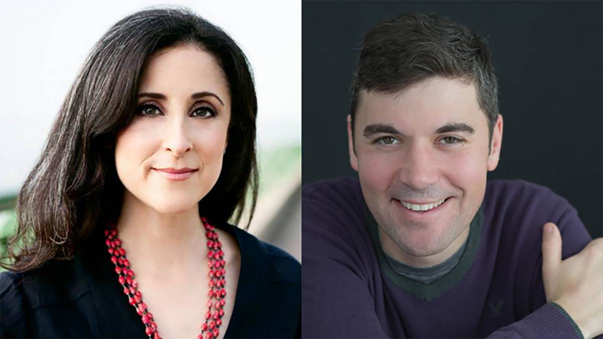 Nevada Humanities Salon Series Two journalists, Sheri Fink and Eli Saslow, will hold a Zoom pr ...