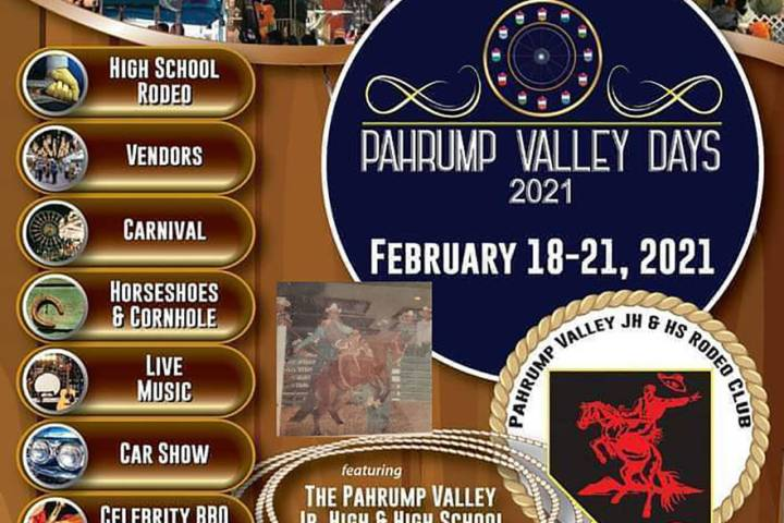 Special to the Pahrump Valley Times The Pahrump Valley Junior High and High School Rodeo Club w ...