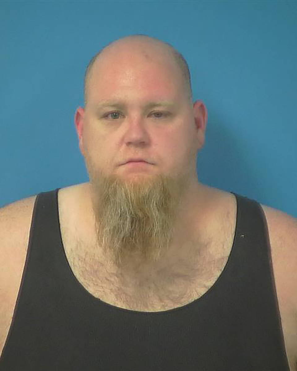 Photo provided by Nye County Sheriff's Office Cole Engelson, 38, was convicted of first degree ...