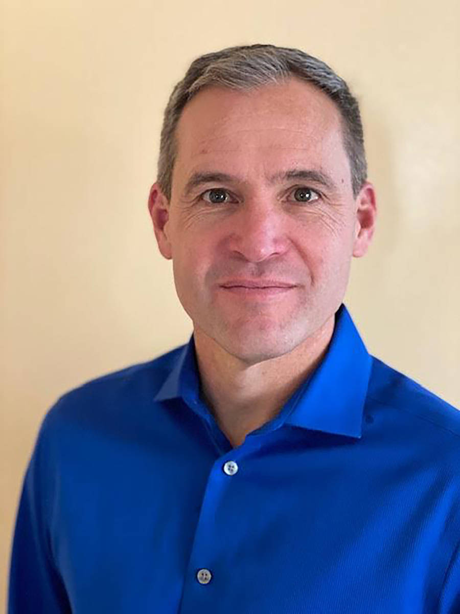 Special to the Pahrump Valley Times Adam Sullivan has been selected to take over as acting Neva ...