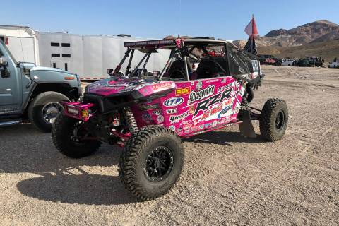Tom Rysinski/Pahrump Valley Times Drivers of off-road vehicles of all classes can start planni ...