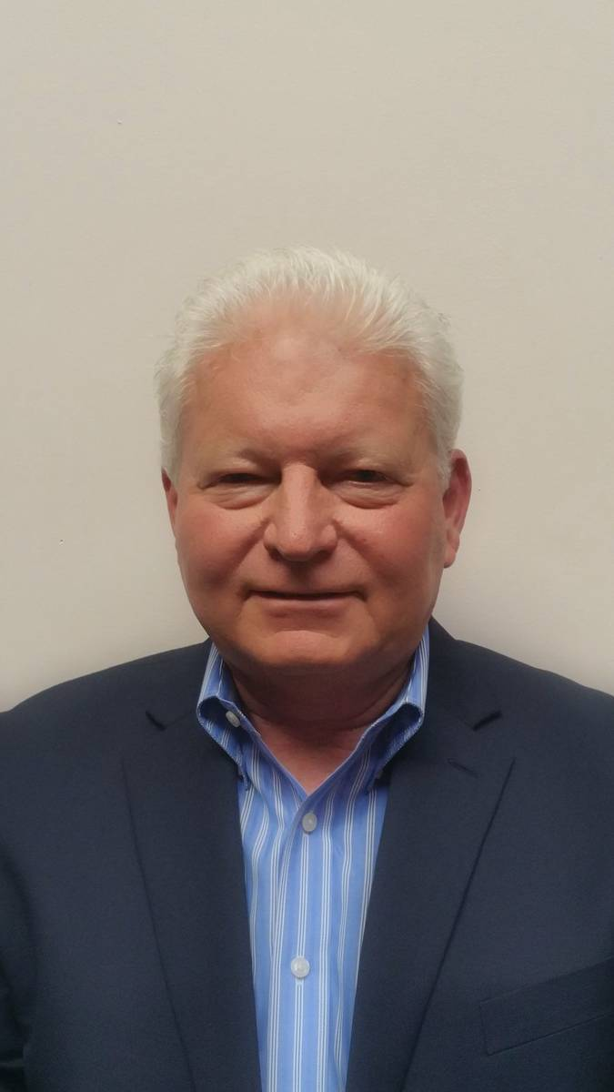Special to the Pahrump Valley Times Tim Burke, columnist for the Pahrump Valley Times and Tonop ...