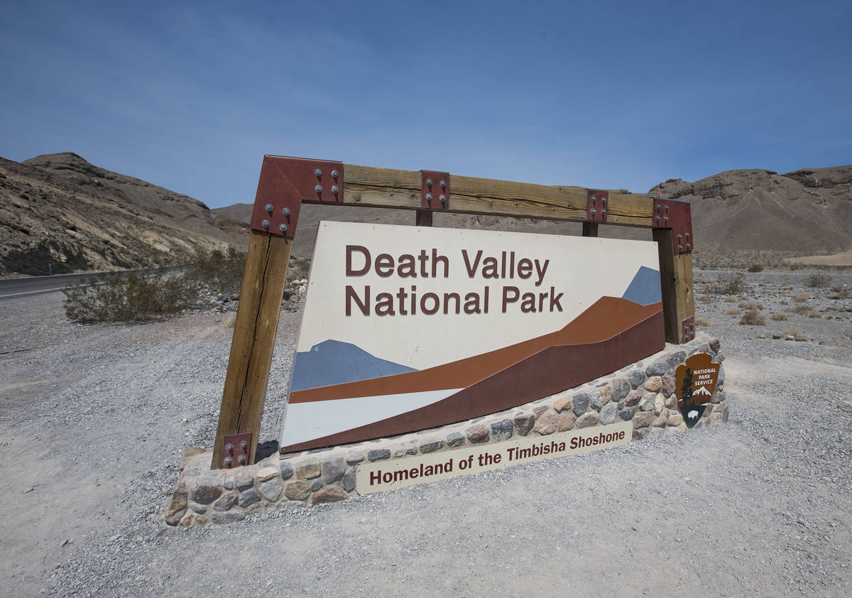 Jeffrey Meehan/Pahrump Valley Times The National Park Service is seeking public feedback on pro ...
