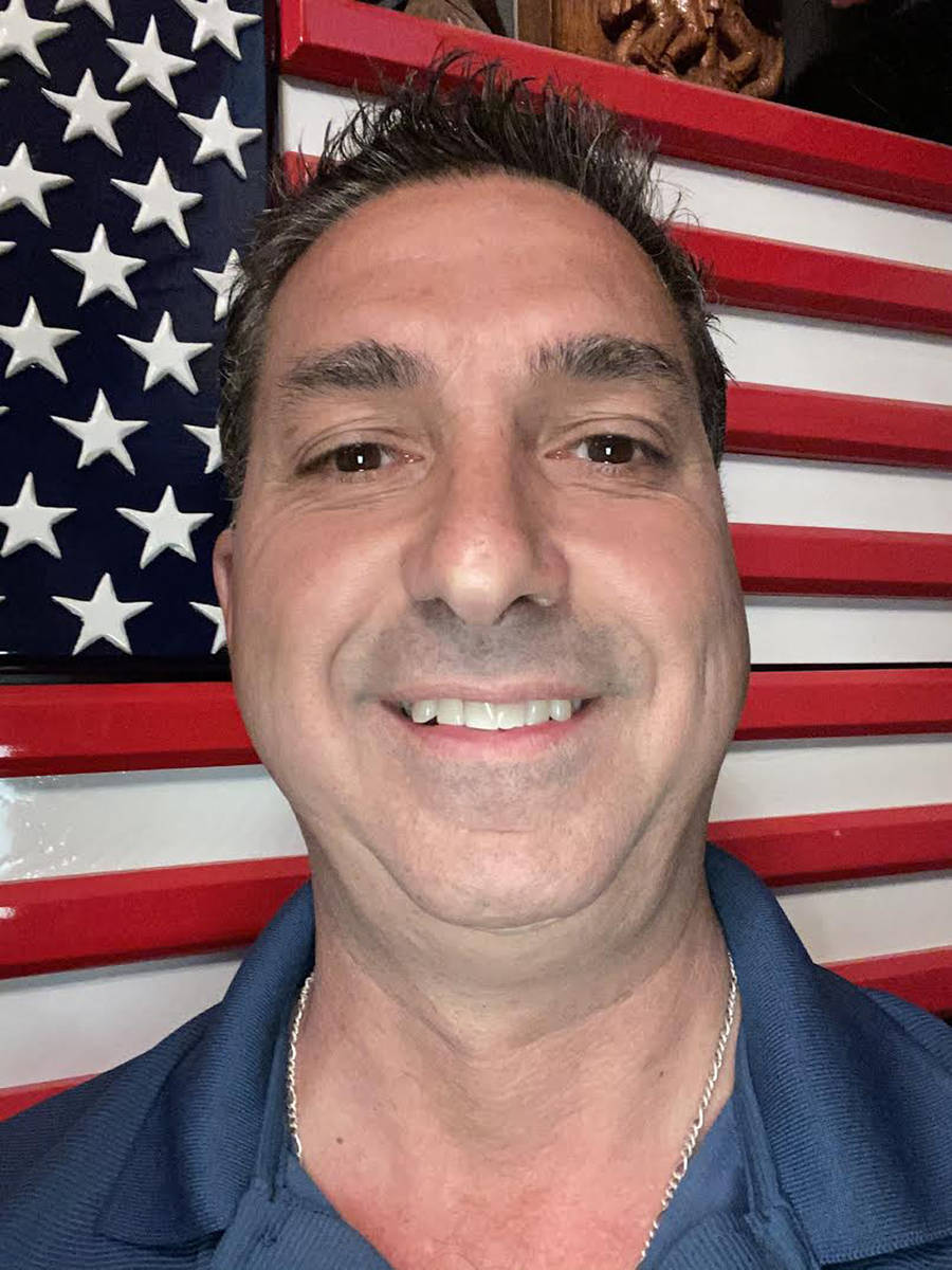 Special to the Pahrump Valley Times Bruce Jabbour has been appointed to the Nye County Commissi ...