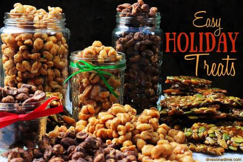 Patti Diamond/Special to the Pahrump Valley Times Nuts are a holiday favorite steeped in tradit ...