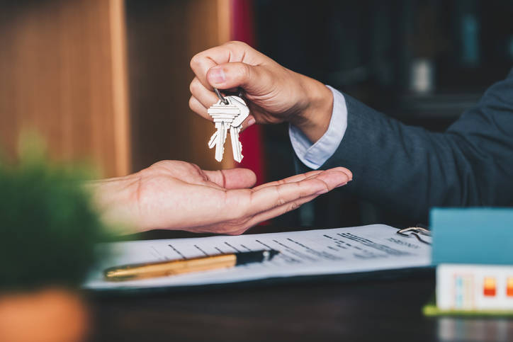 Getty Images The housing division's Home is Possible programs have assisted 21,970 homebuyer ...