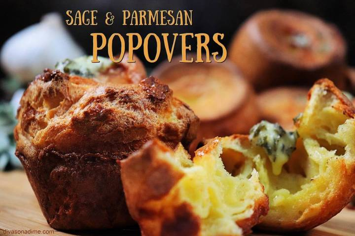 Patti Diamond/Special to the Pahrump Valley Times Popovers are perfect for instant gratificatio ...