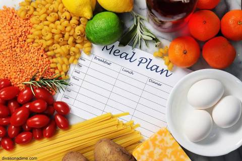 Patti Diamond/Special to the Pahrump Valley Times Meal planning is the most important tool you ...