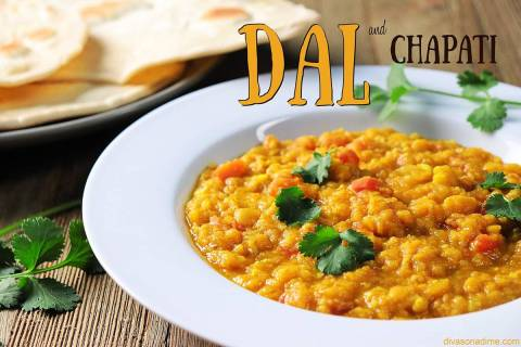 Patti Diamond/Special to the Pahrump Valley Times Dal is the most important staple food in Indi ...