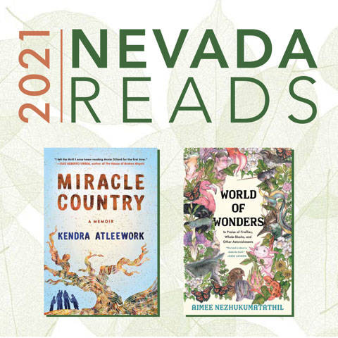 Special to the Pahrump Valley Times Nevada Reads is a program of Nevada Humanities and is made ...