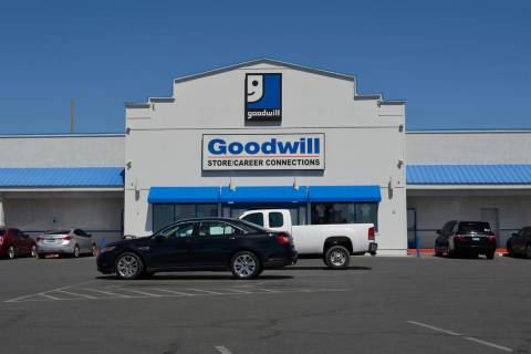 Pahrump Valley Times--file photo A Goodwill store located at 1205 S. Loop Road in Pahrump will ...