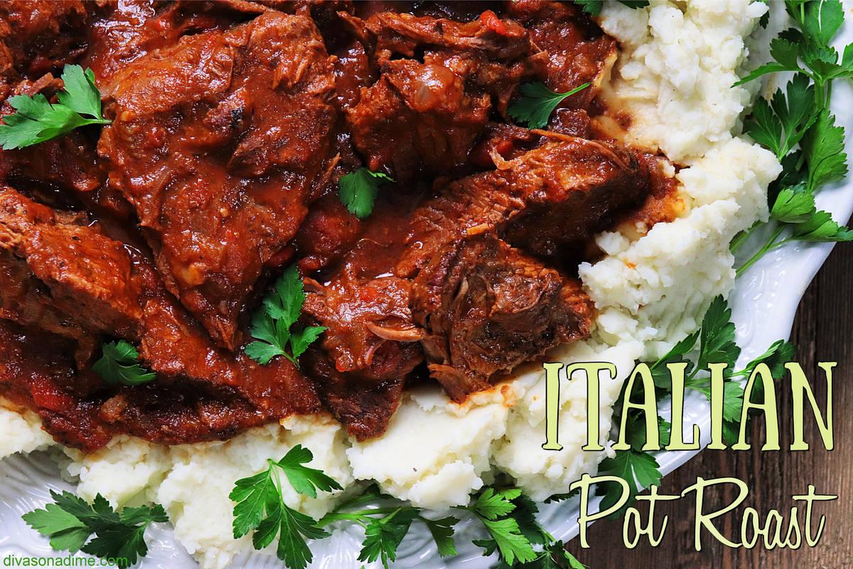 Patti Diamond/Special to the Pahrump Valley Times Those inexpensive jars of pasta sauce are abs ...
