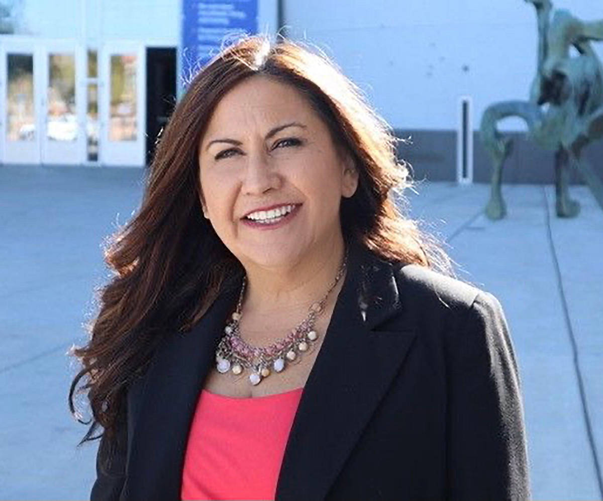 Special to the Pahrump Valley Times EmployNV Business Hub – Elizabeth McDaniels, business se ...