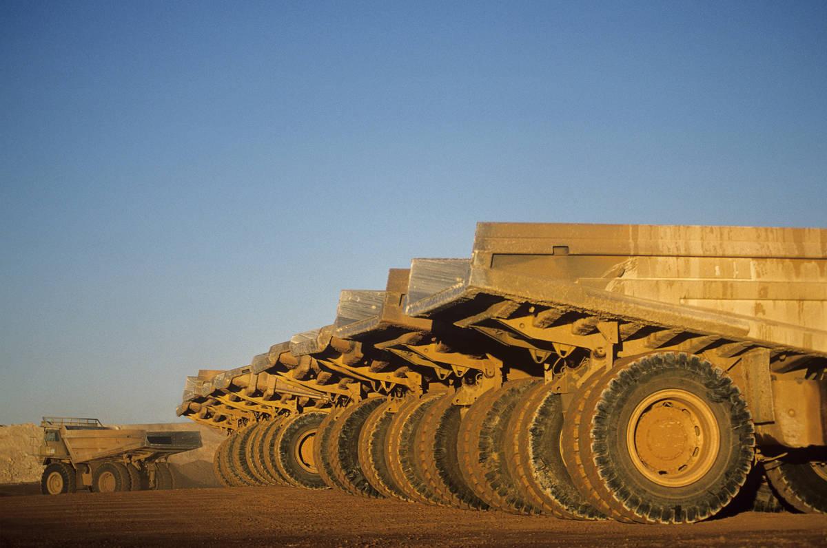 Getty Images Cat autonomous mining trucks have safely hauled more than 2 billion tonnes of mat ...