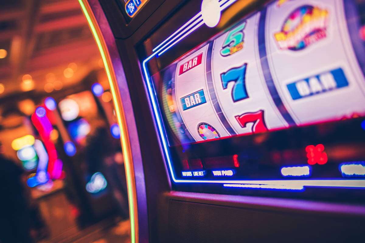 Getty Images Golden Entertainment is planning to implement new cashless gaming options to its p ...