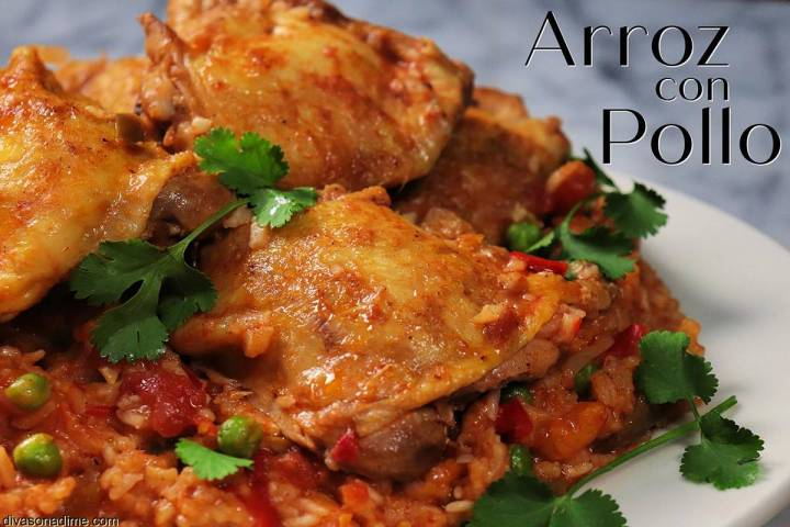 Patti Diamond/Special to the Pahrump Valley Times In this all-in-one-pot meal the chicken, rice ...