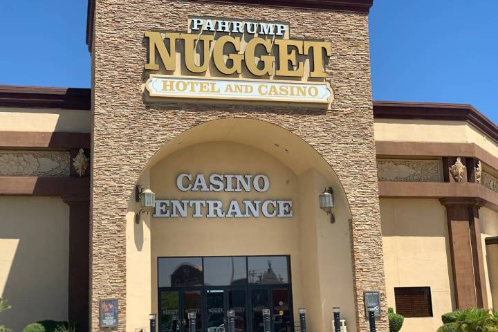 Golden Gaming An out-of-state player won $74K from the Pahrump Nugget on Oct. 9.