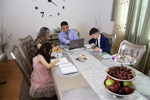 Special to the Pahrump Valley Times In Nevada, Jehovah's Witnesses have been adapting to the ...