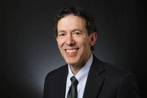 Assemblyman David Orentlicher, D-Las Vegas, is the sponsor of Assembly Bill 345, which would al ...
