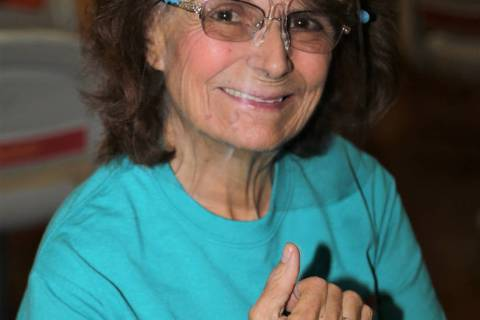 Randy Gulley/Special to the Pahrump Valley Times Juanita Martinez rolled games of 300, 279 and ...