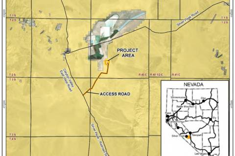 Bureau of Land Management Schlumberger New Energy is working to deploy a pilot plant in Clayto ...