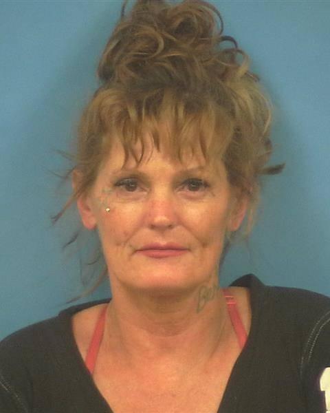 Nye County Sheriff's Office Lisa Huggins