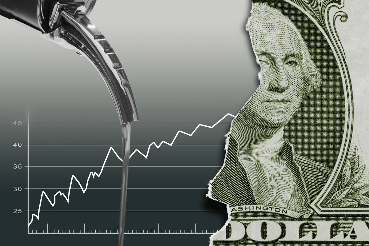 Getty Images Nevada's decrease of 7 cents was equal to the decrease seen in Arizona, Minneso ...