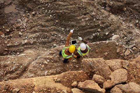 Getty Images The acquisition consolidates a large land position along the Reliance Fault Zone, ...